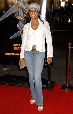 Victoria Rowell at the LA premiere of New Line Cinema's Snakes on a Plane