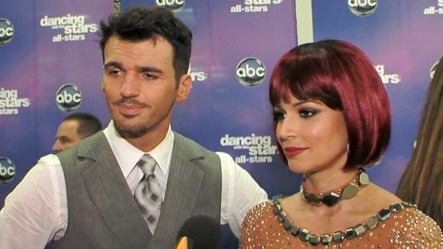 Melissa Rycroft and partner Tony Dovolani chat with Access Hollywood on October 22, 2012  -- Access Hollywood