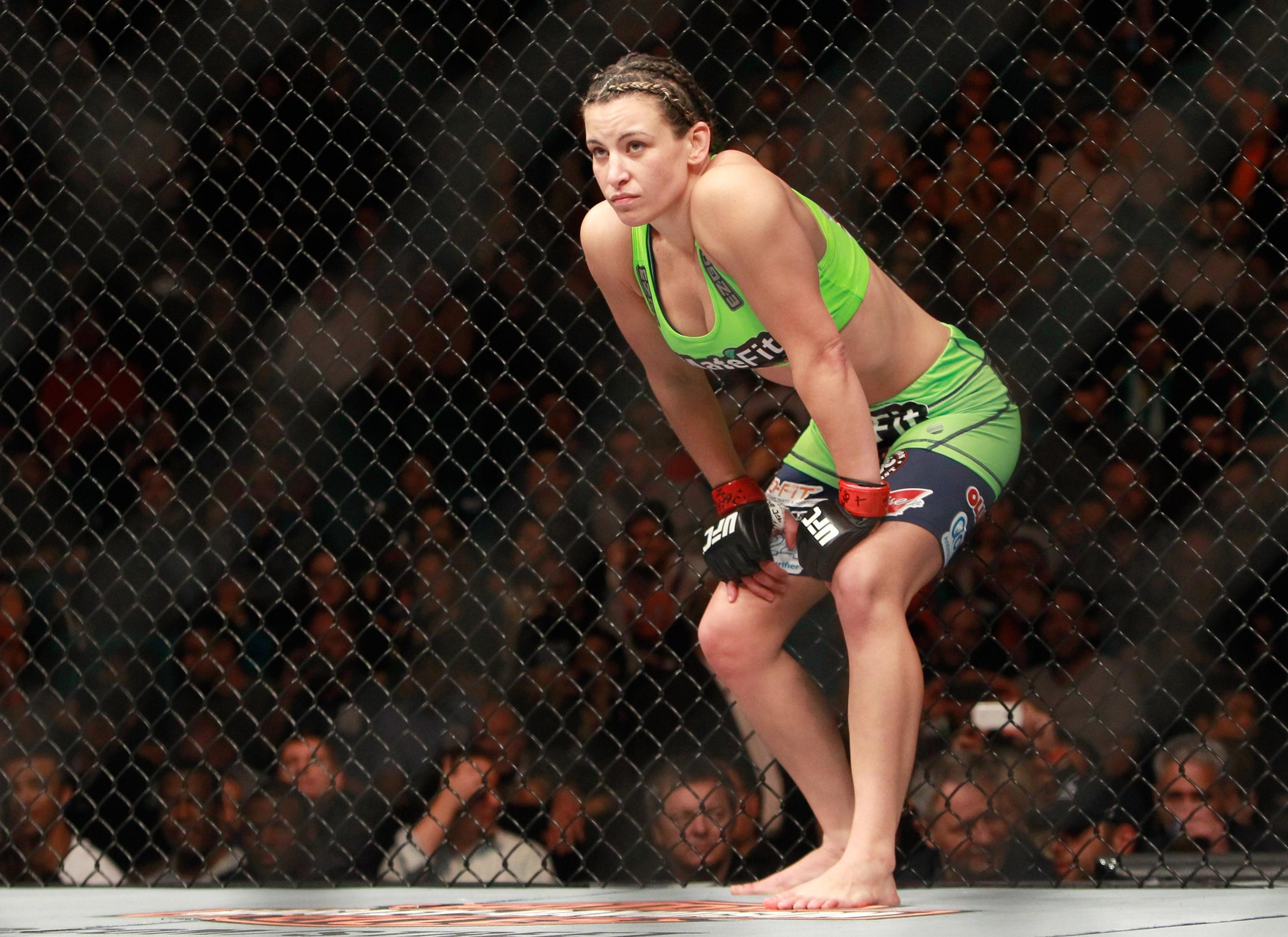 Miesha Tate: Bethe Correia 'got what was coming to her' against Ronda Rousey