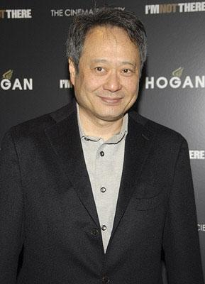 Ang Lee at the New York City premiere of The Weinstein Company's I'm Not There