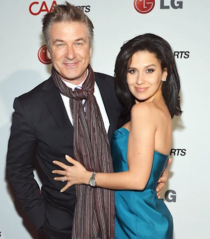 Alec Baldwin on Wife Hilaria Baldwin&#39;s Pregnancy: I&#39;m Having Sympathy Pains!