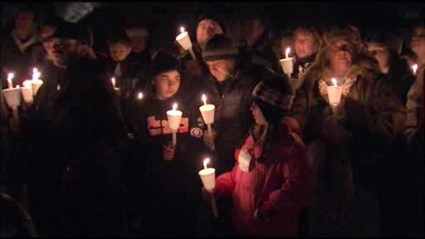 Newtown shooting victims remembered in Bucks County