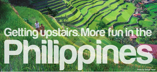 Philippines Department Of Tourism New Slogan &#8211; &quot;It&#8217;s more fun in the Philippines&rdquo;