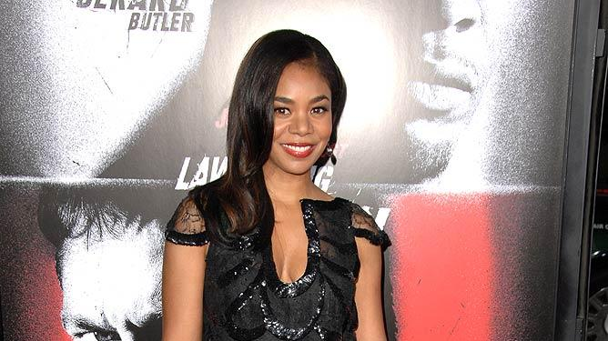 Law Abiding Citizen LA Premiere 2009 Regina Hall