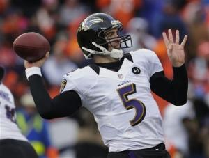 Ravens top Broncos in double OT 38-35