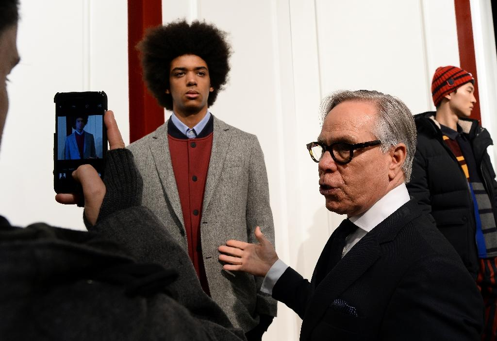 Breaking the rules: click and buy with Tommy Hilfiger