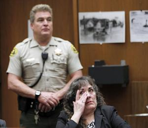 Sherri Lynn Wilkins gets emotional in court during …