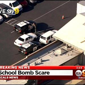 South Orange County Schools Locked Down After Bomb Threat