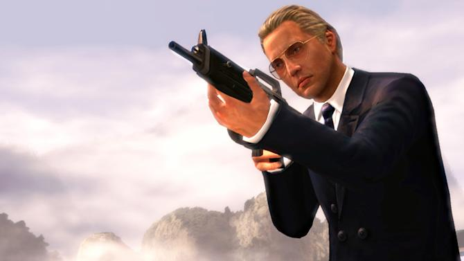 """This undated publicity image provided by Activision Publishing Inc. shows Max Zorin from the """"GoldenEye 007: Reloaded"""" video game. When the original game debuted in 1997, the shoot-'em-up based on Pierce Bronson's first Bond outing revolutionized the first-person shooter genre by pioneering how virtual sniper rifles work and setting the standard for multiplayer matches long before """"Halo"""" and """"Call of Duty."""" (AP Photo/Activision Publishing, Inc.)"""