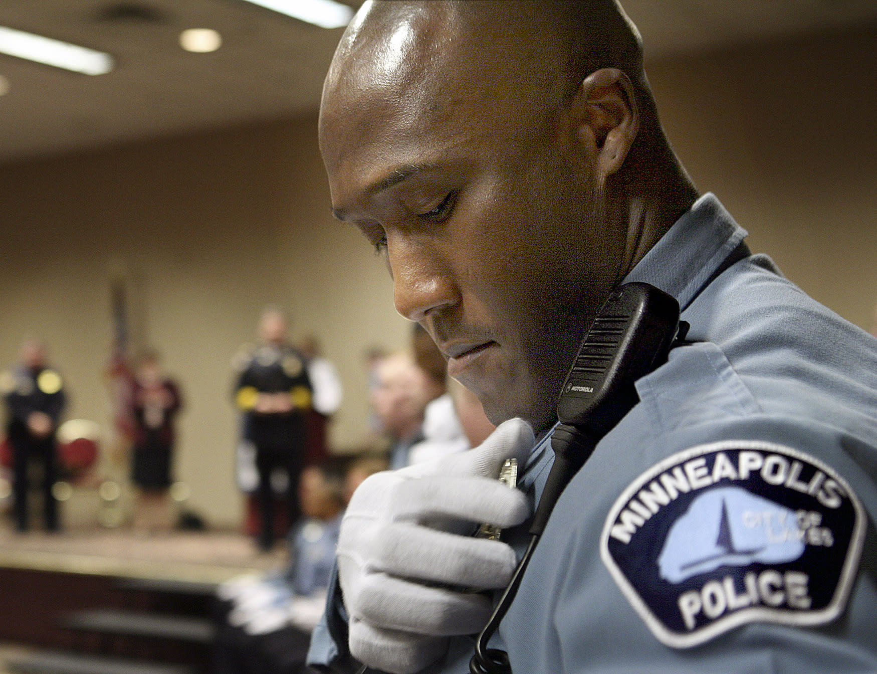 Minneapolis officer accused of assault, falsifying reports
