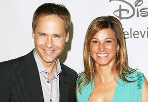 Chad Lowe and Kim Painter …