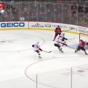 Senators at Devils / Game Highlights