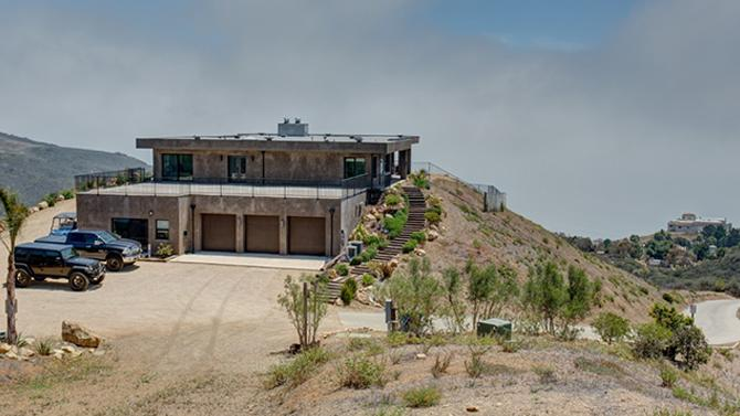 Bruce Jenner Buys Secluded House High Above Malibu