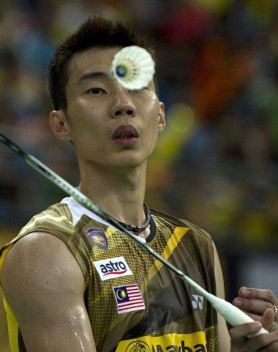 Lee Chong Wei is the top seed at All-England Open starting at Britain's national indoor arena on Wednesday