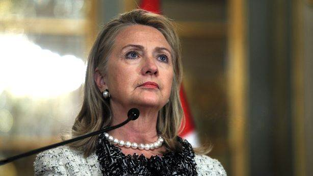 Hillary Clinton: The U.S. Doesn't Rely on Facebook for Intelligence