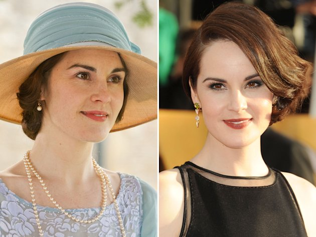 Michelle Dockery (Lady Ma …