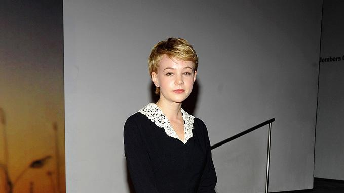MoMa film benefit gala 2008 Carey Mulligan