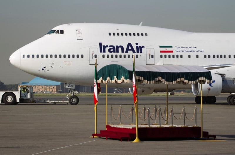 Iran signs $16.6 billion deal for 80 Boeing planes: IRNA