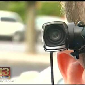 Baltimore Police Will Have Body Cameras