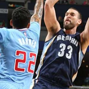 Clippers vs. Grizzlies