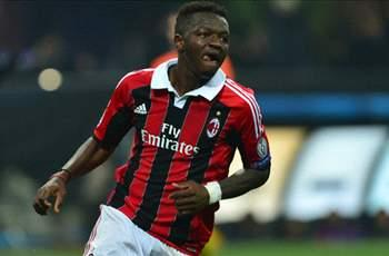 Muntari: AC Milan will launch Scudetto challenge next season