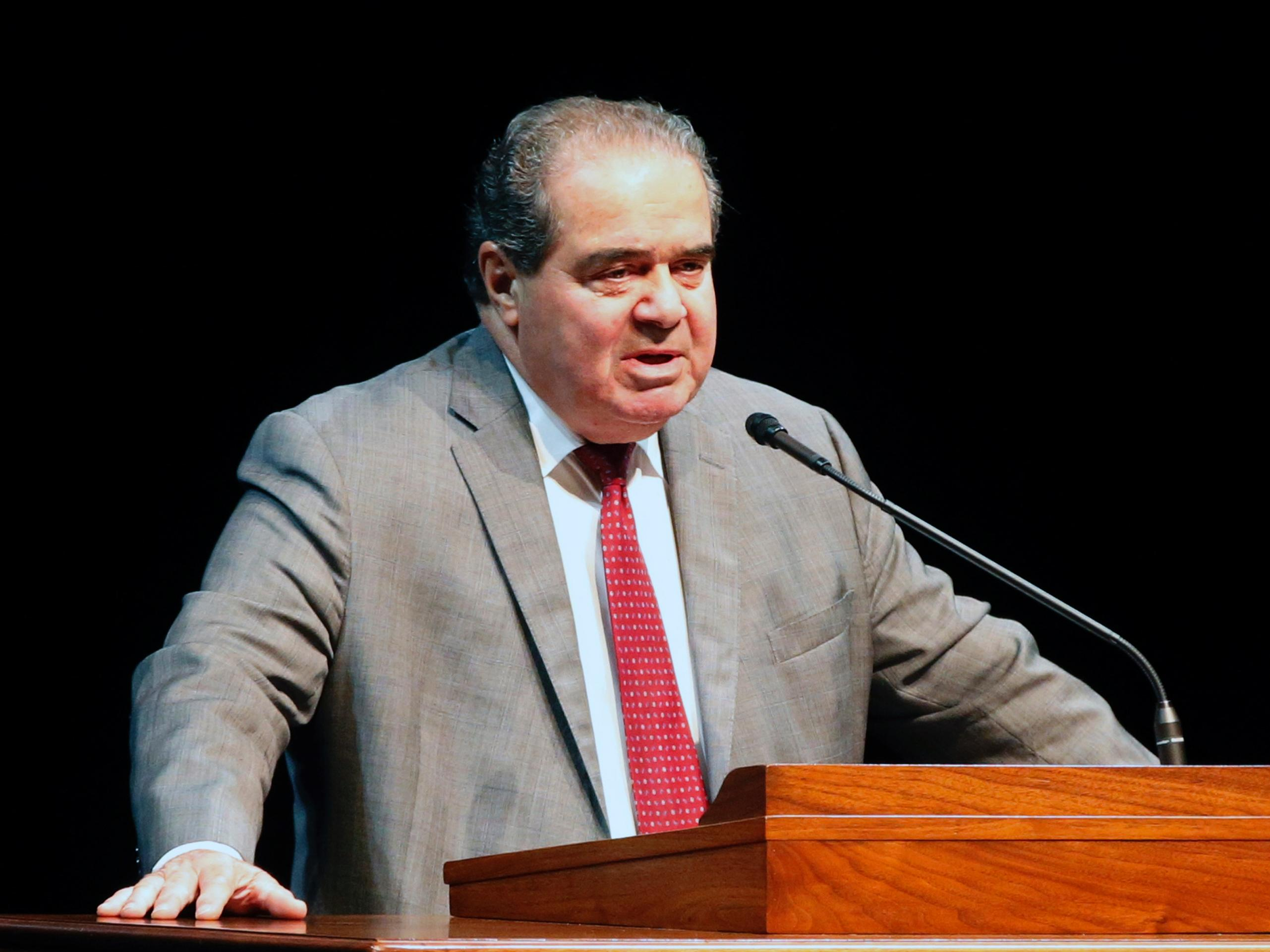 Supreme Court Justice Antonin Scalia found dead in Texas