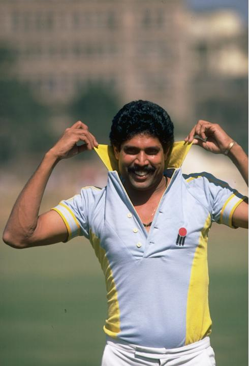 Kapil Dev of India