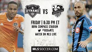 Houston Dynamo vs. Montreal Impact | MLS Match Preview