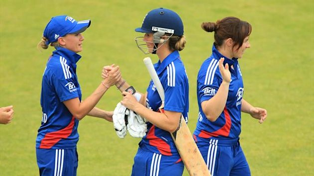 Charlotte Edwards of England women cricket team (PA Photos)