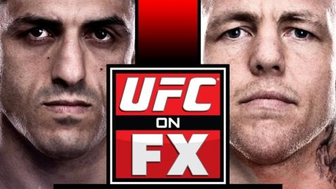 UFC on FX 6 TV Ratings Lowest of the Series on FX
