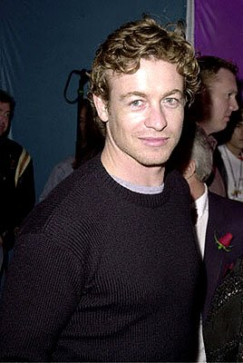 Premiere: Simon Baker at the Hollywood premiere of Walt Disney's The Emperor's New Groove - 12/10/2000