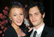 Blake Lively and Penn Badgley | Photo Credits: Jamie McCarthy/WireImage