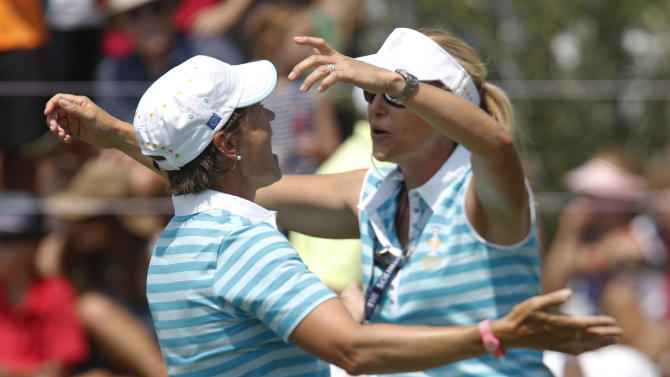 Koch to lead Europe in Solheim Cup