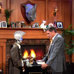 Craig Ferguson - Holy Crap There's a Fireplace!