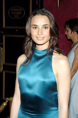 Mia Maestro at the New York premiere of Touchstone Pictures' King Arthur