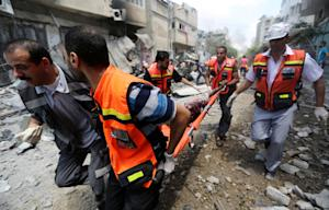 Israel launches military offensive against Hamas-ruled…