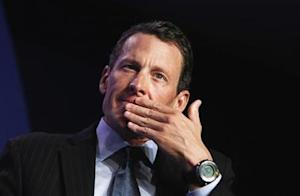 Lance Armstrong takes part in a special session regarding cancer in the developing world during the Clinton Global Initiative in New York