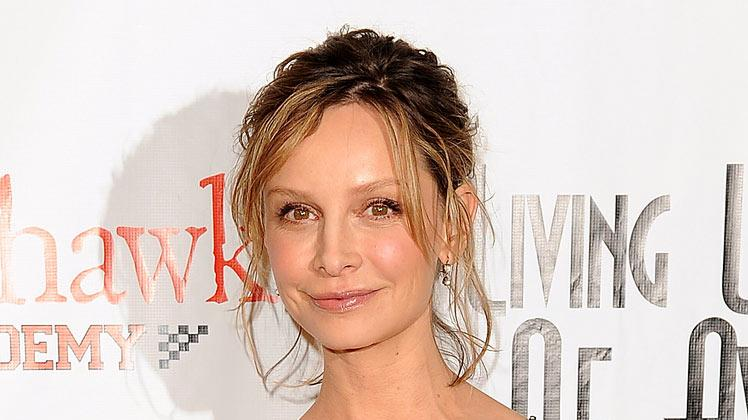"Calista Flockhart attends the 6th annual ""Living Legends of Aviation"" awards ceremony at the Beverly Hilton Hotel on January 22, 2009 in Beverly Hills, California."