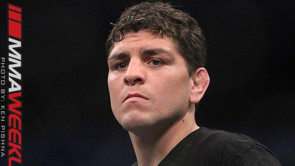 It's Not About the Fight: Nick Diaz Returned to the UFC Because It's What He Has To Do