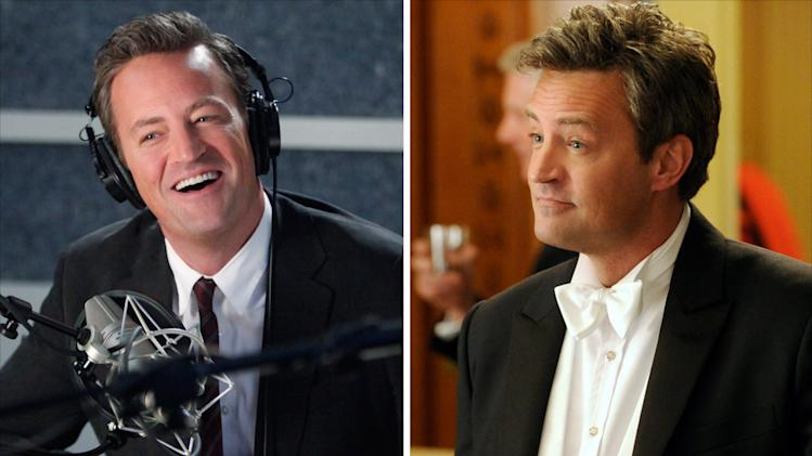 "Matthew Perry: ""Go On"" and ""The Good Wife"""