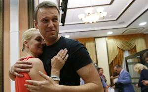 Russian Opposition Leader Released From Prison, For Now