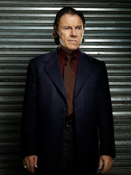 Harvey Keitel stars as Lieutenant Gene Hunt on Life On Mars.