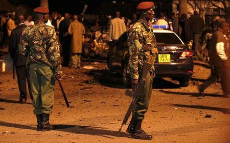 Somali militants attack Kenyan police, at least one dead