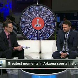 Greatest moments in Arizona sports history