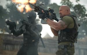 'G.I. Joe: Retaliation' Review: Saturday Morning Cartoon Writ Large