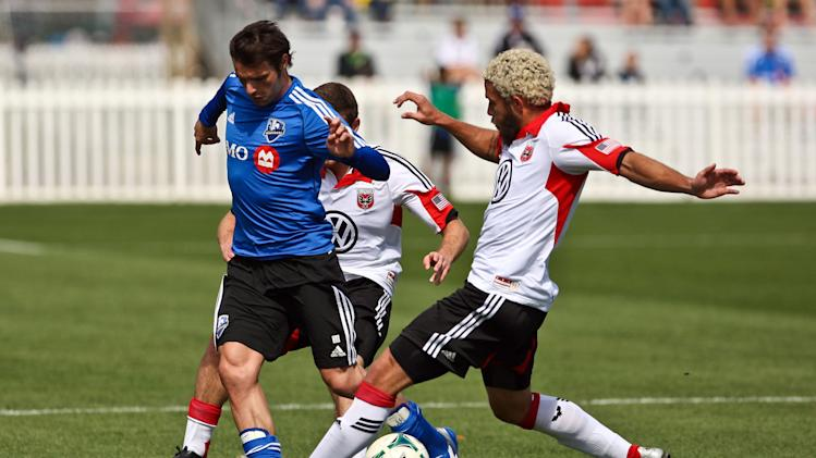 MLS: Preseason-Montreal Impact vs D.C. United