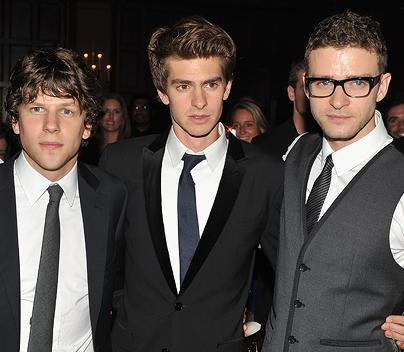 The Social Network NY premiere thumb