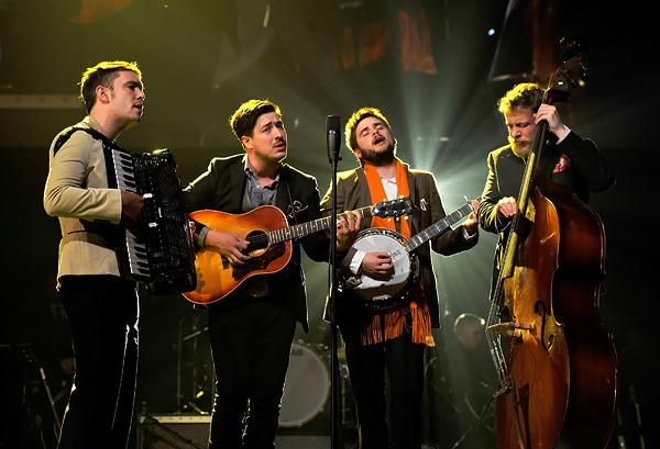 When Mumford & Sons Met Bruce Springsteen