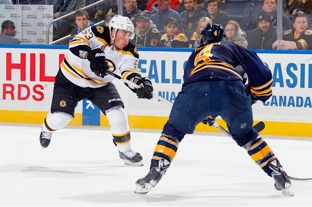 Boston Bruins v Buffalo Sabres