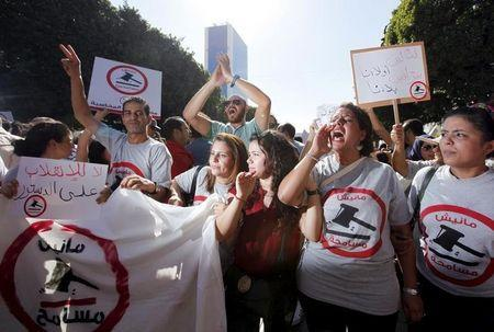 Tunisia struggles to reform in face of protests